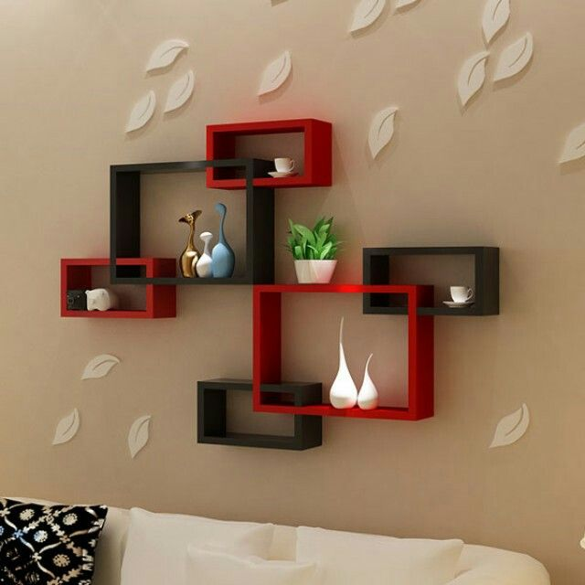 Modern wall design wood