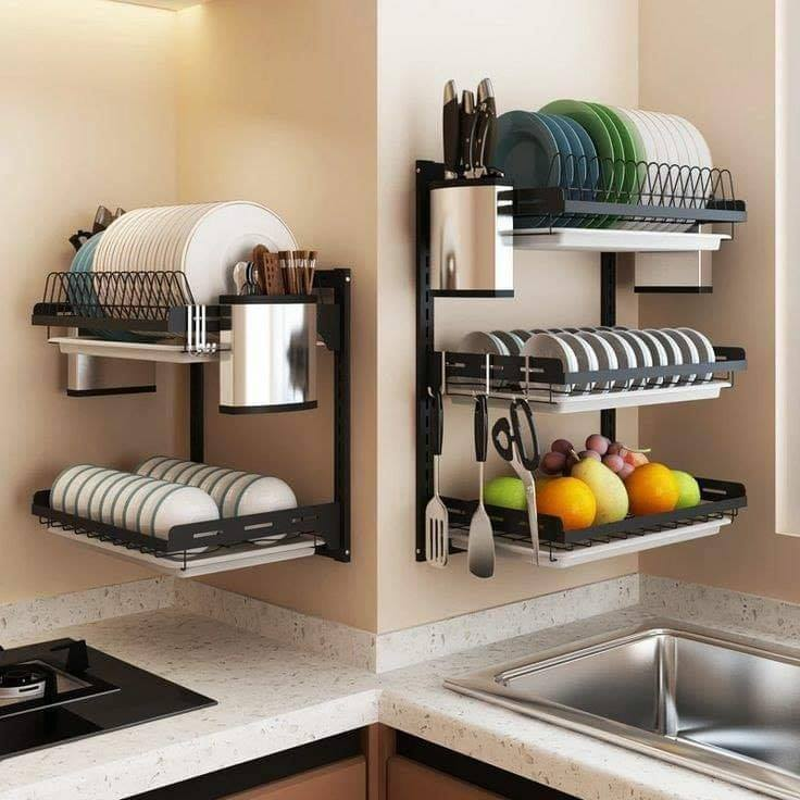 Save space in kitchen