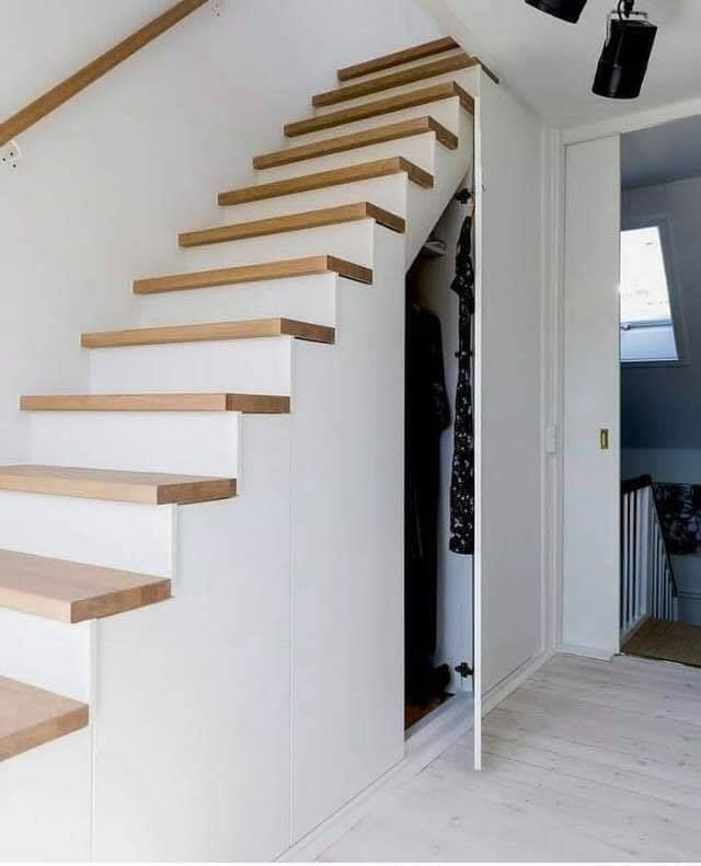 Staircase design idea for your home
