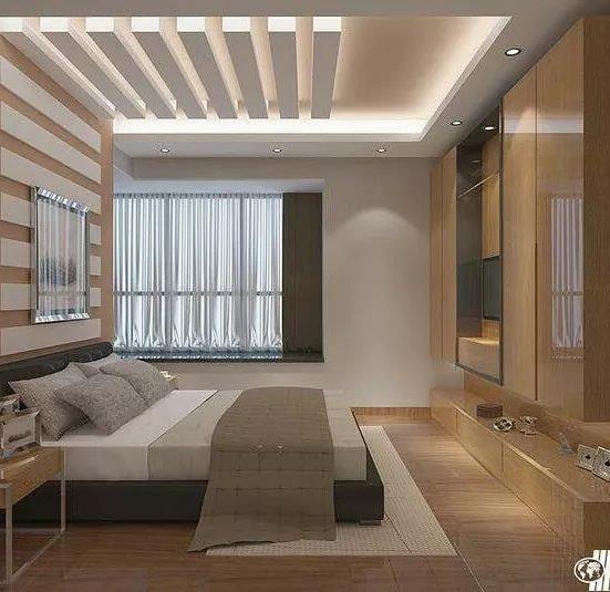 Modern pop design for bedroom
