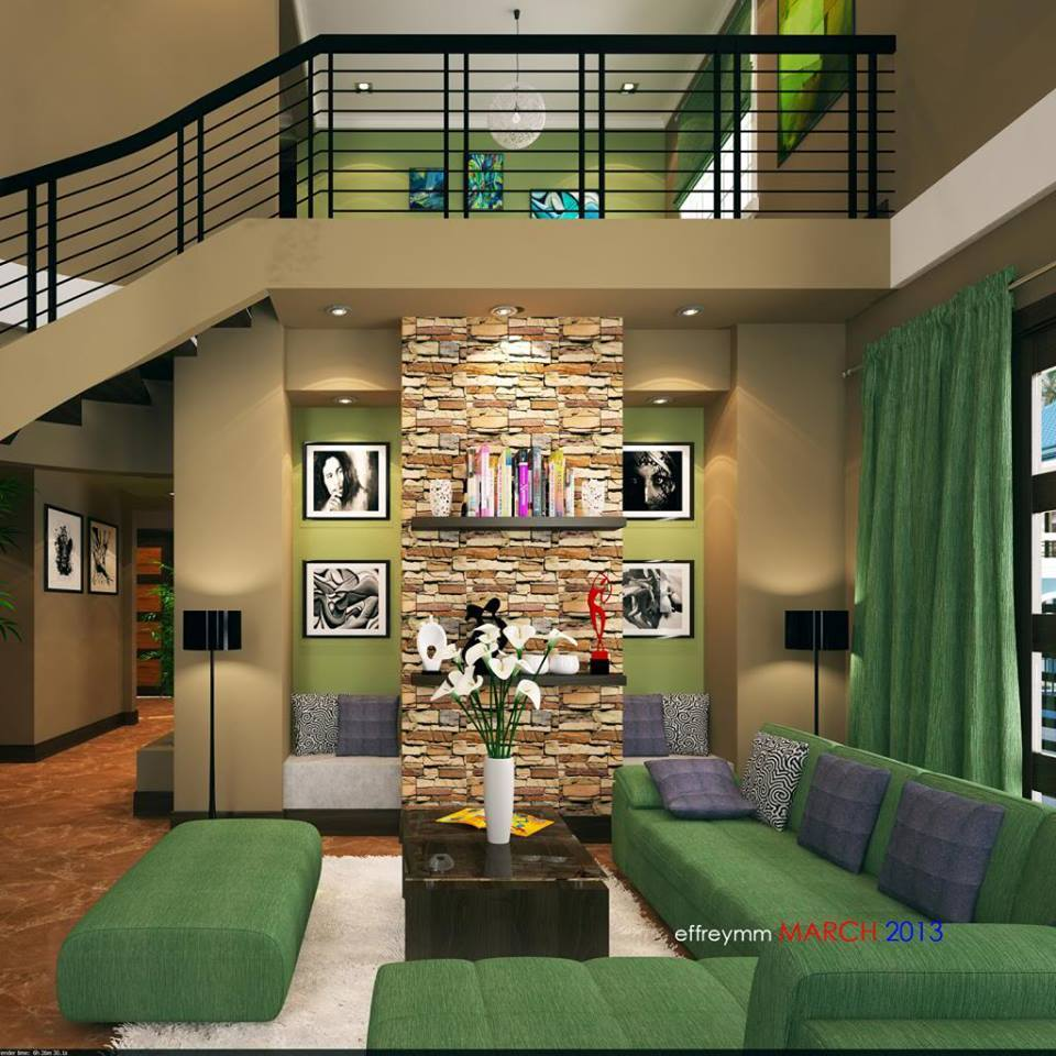 Modern living room design ideas in the Philippines