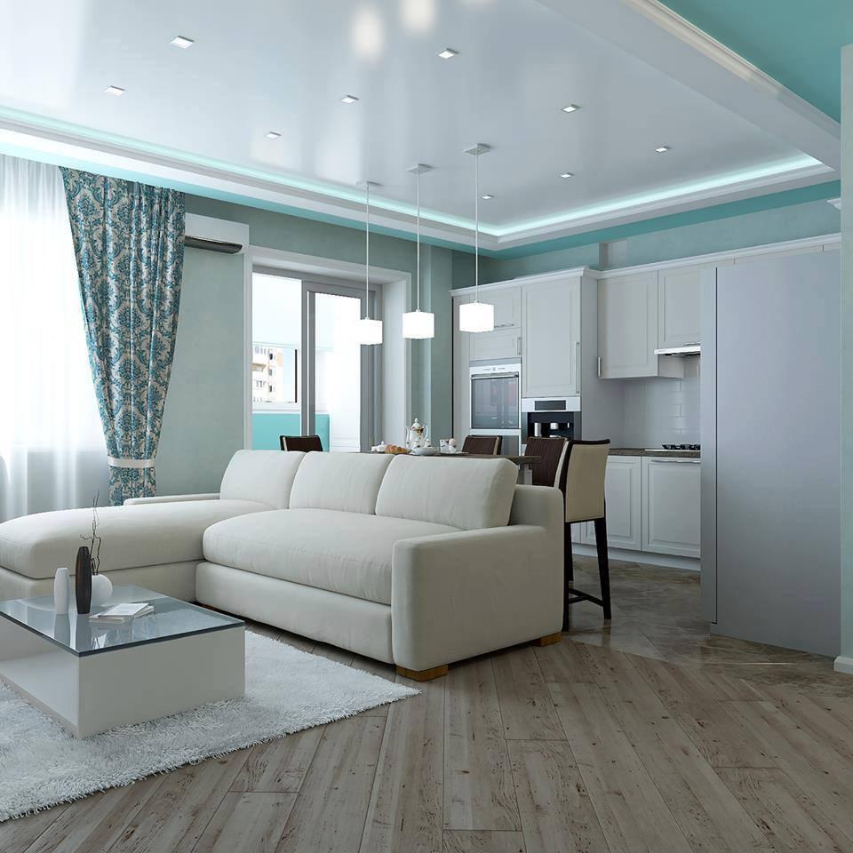 living room bulkhead ceiling