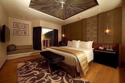 Mughal style bedroom