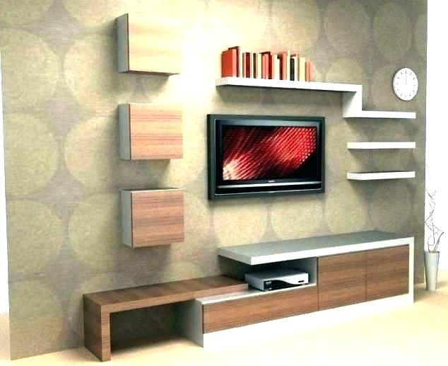 TV furniture design in hall