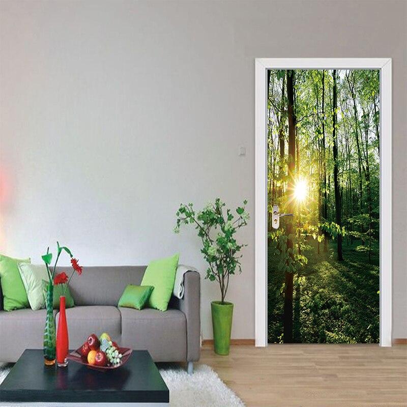 Living room interior walls design