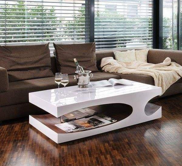 Modern center table design