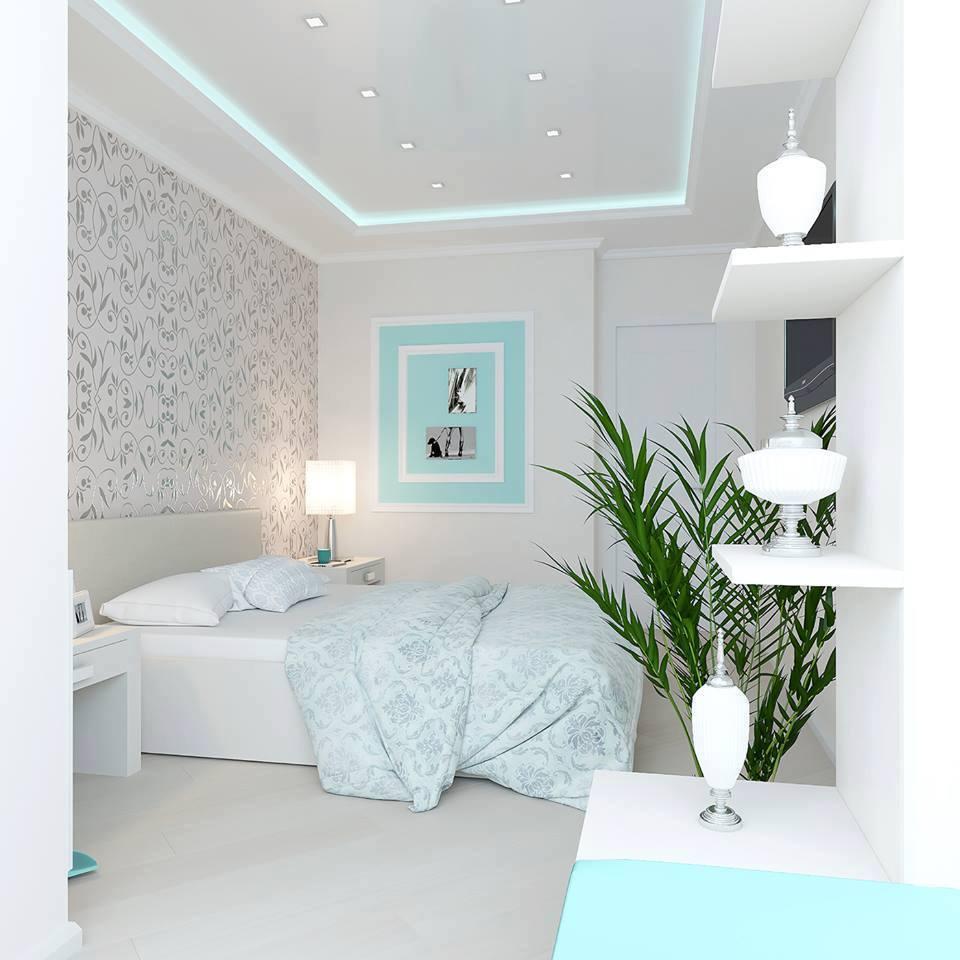 Children bedroom interior design plan for apartment