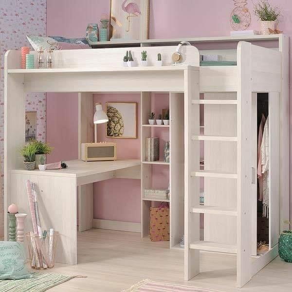 Kids playhouse inside room