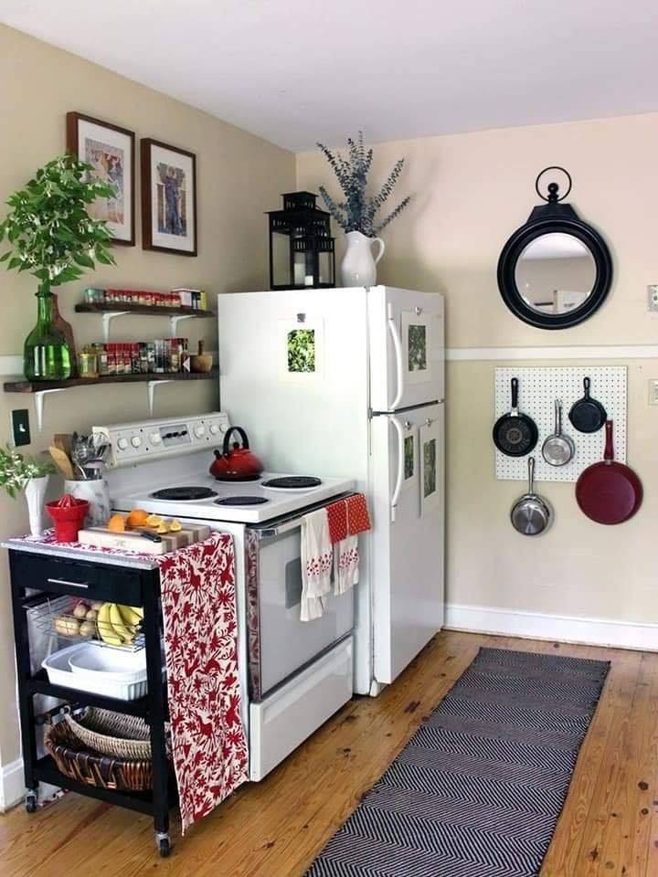 small place kitch design ideas