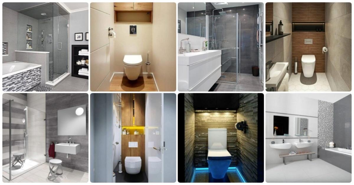 37 Attractive Modern Bathroom Design Ideas For Small Spaces