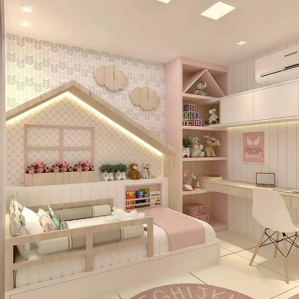 Child room design idea for apartments