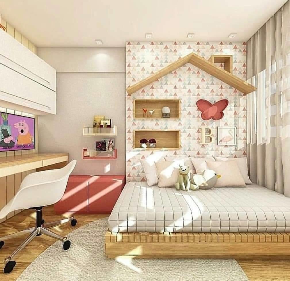Master children bedroom design
