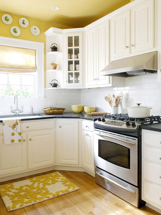 kitchen design example for spring