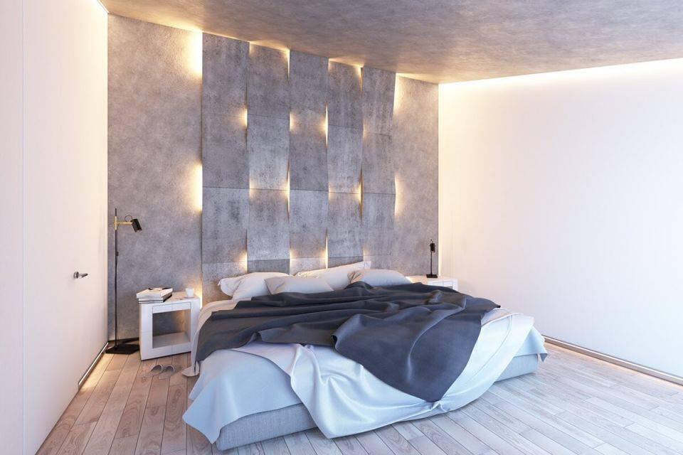 Unique modern bedroom ideas