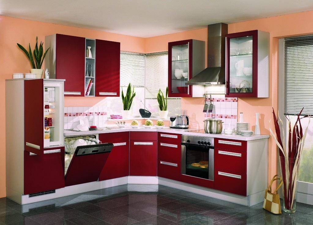kitchen design for medium sized family