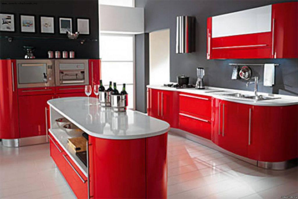 modern stunning kitchen design