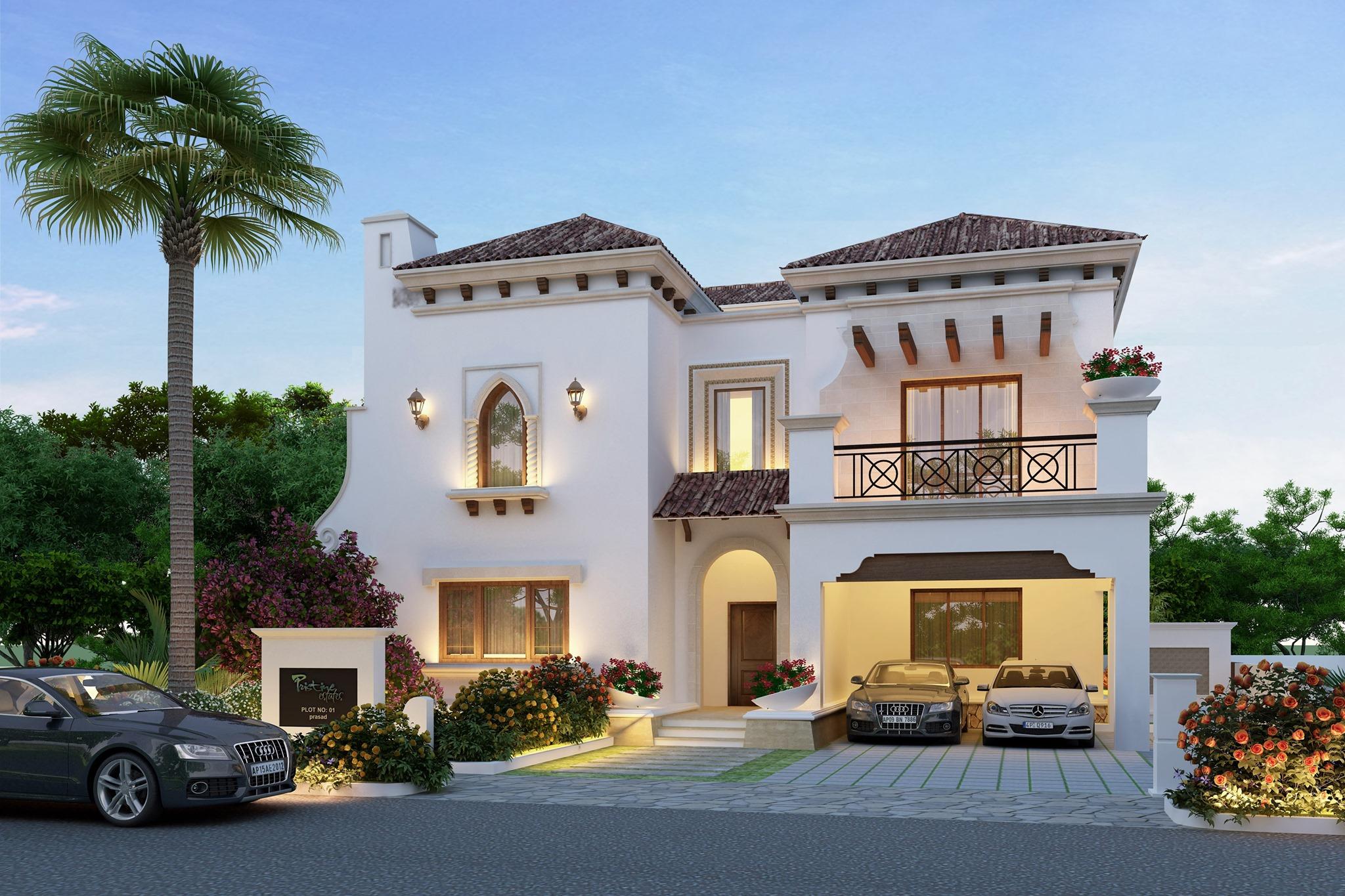 Innovative Indian House Exterior Design Ideas - My Home My ...