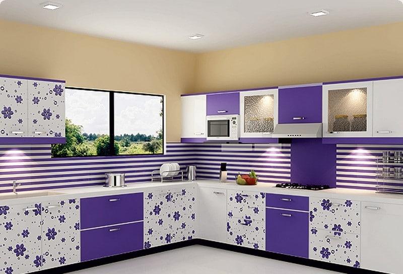 Full image of modular kitchen