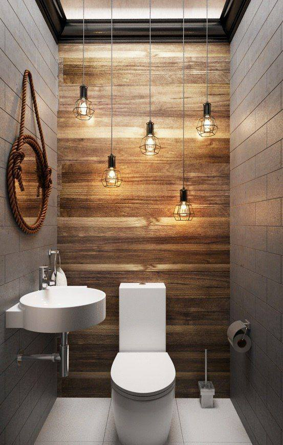 Small space small bathroom design idea