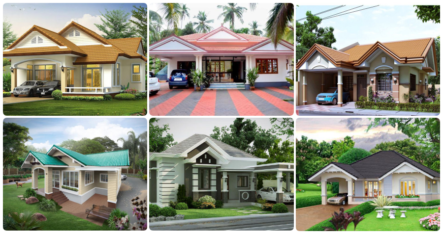 38 Amazing Images Of Bungalow Houses In The Philippines My Home My Zone