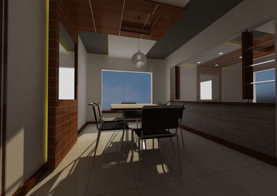 Proposed interior design for home