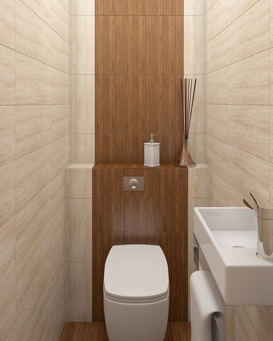 Small bathroom design concept
