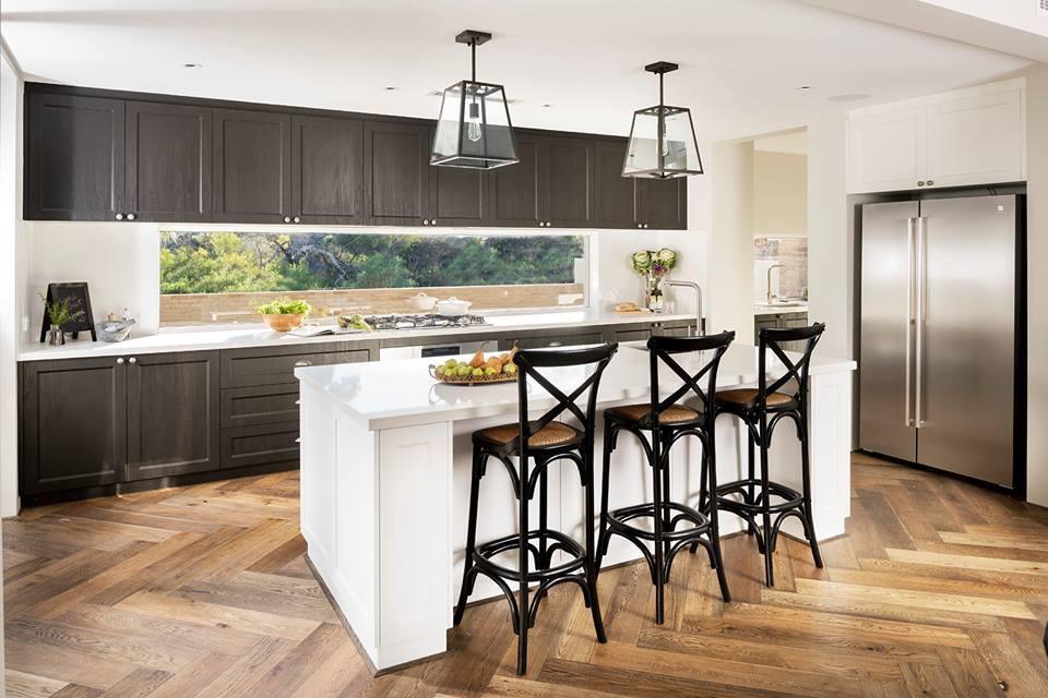 Hampton-style kitchens - Perth
