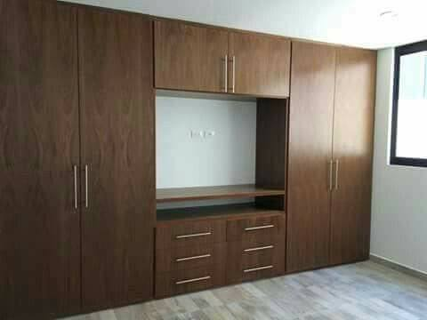 Wood cabinet design for your bedroom