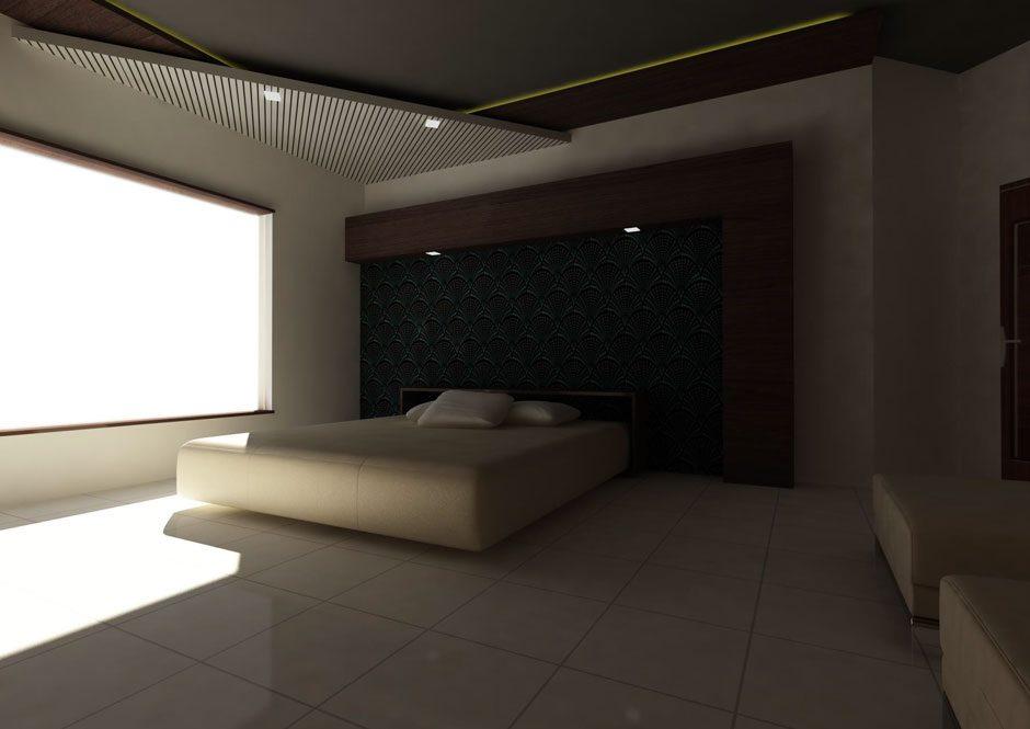 Interior design for home master bedroom