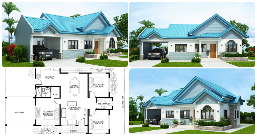 Philippines House Design With House Plan Details My Home My Zone
