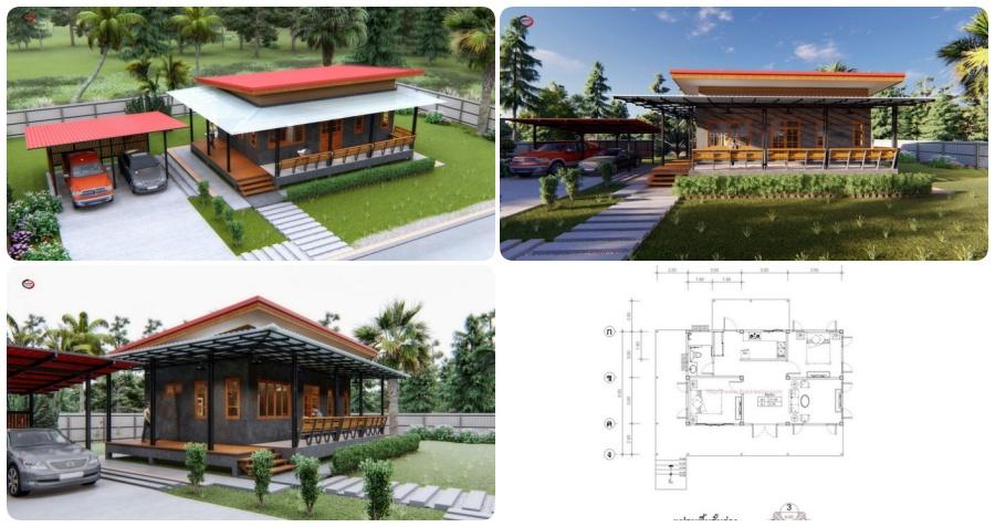 Thai House Design