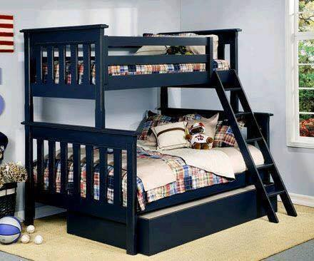Bunk for kids room