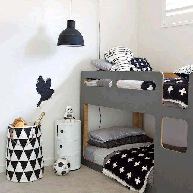 Boys bedroom ideas grey