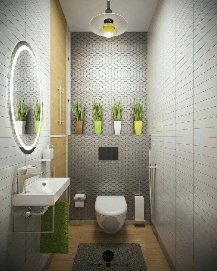 Functional Toilet Design Idea