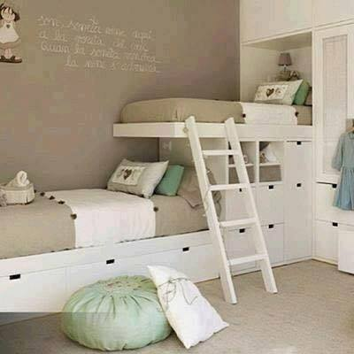 Cool shared bedroom ideas