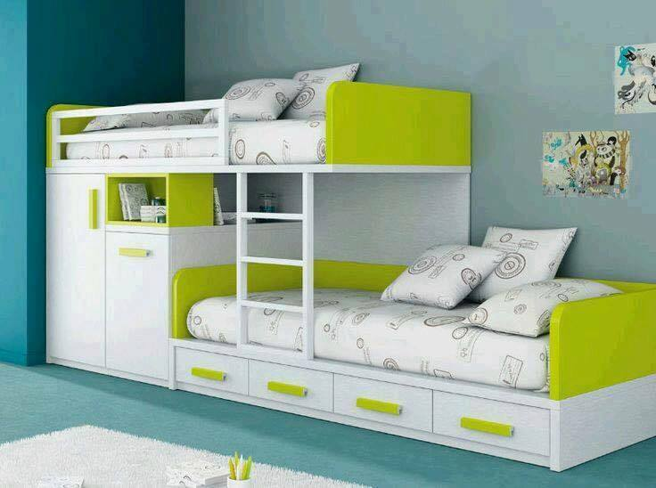 Kids room design idea
