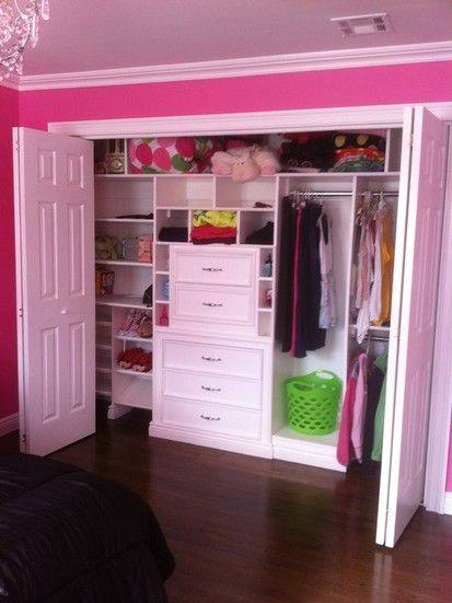 Bedroom cabinet design for women