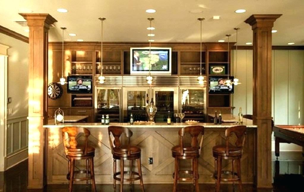bar designs for living room