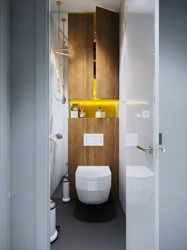 Home WC design