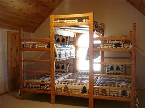 4 stack bunk beds