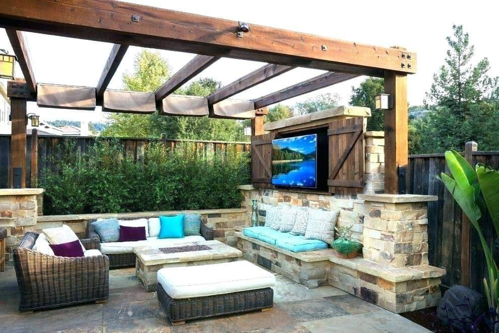 DIY covered patio ideas