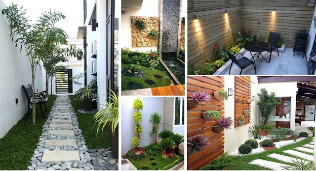 small courtyards ideas