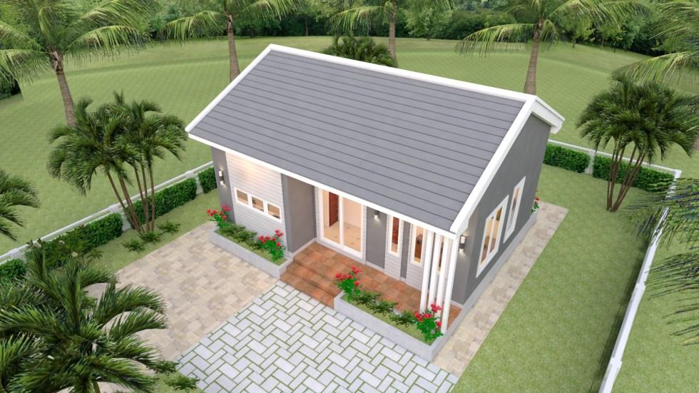 Beautiful Small House Design - Source: SamPhoas Plan
