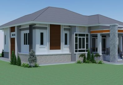 Tropical House Plan