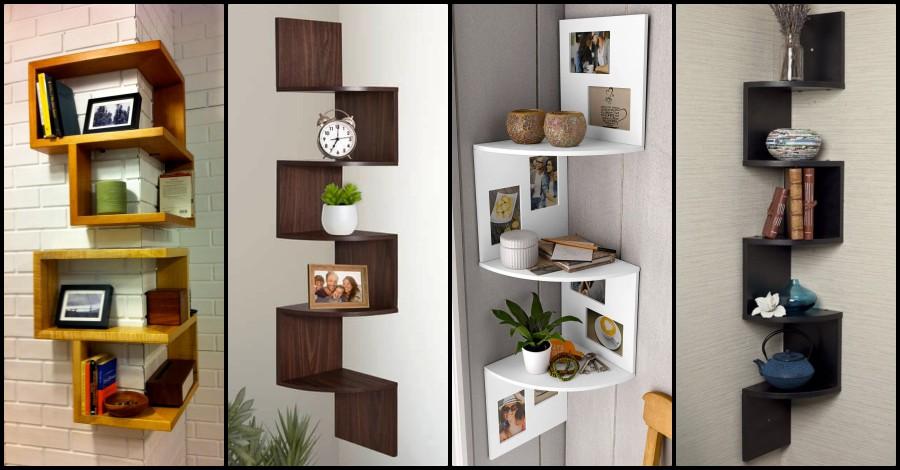 Corner Shelf Designs