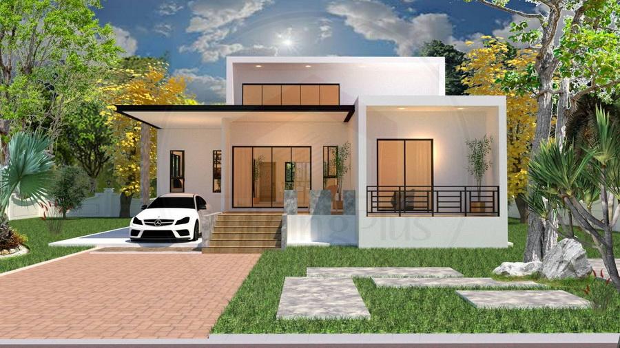 High-Rise House