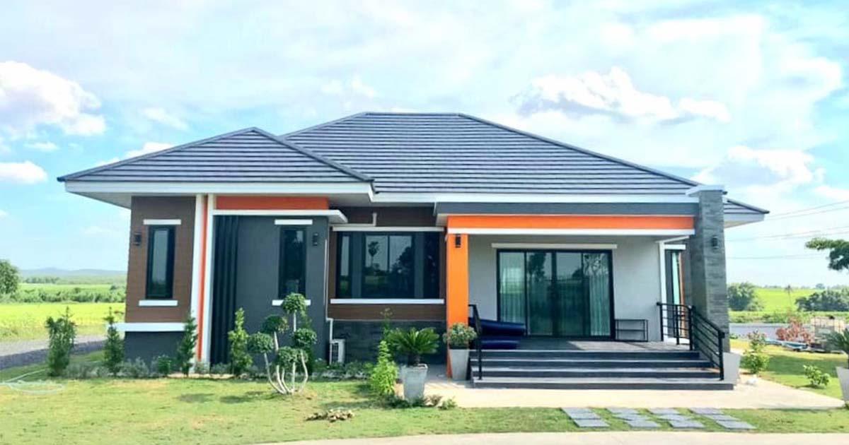 Single-Story House