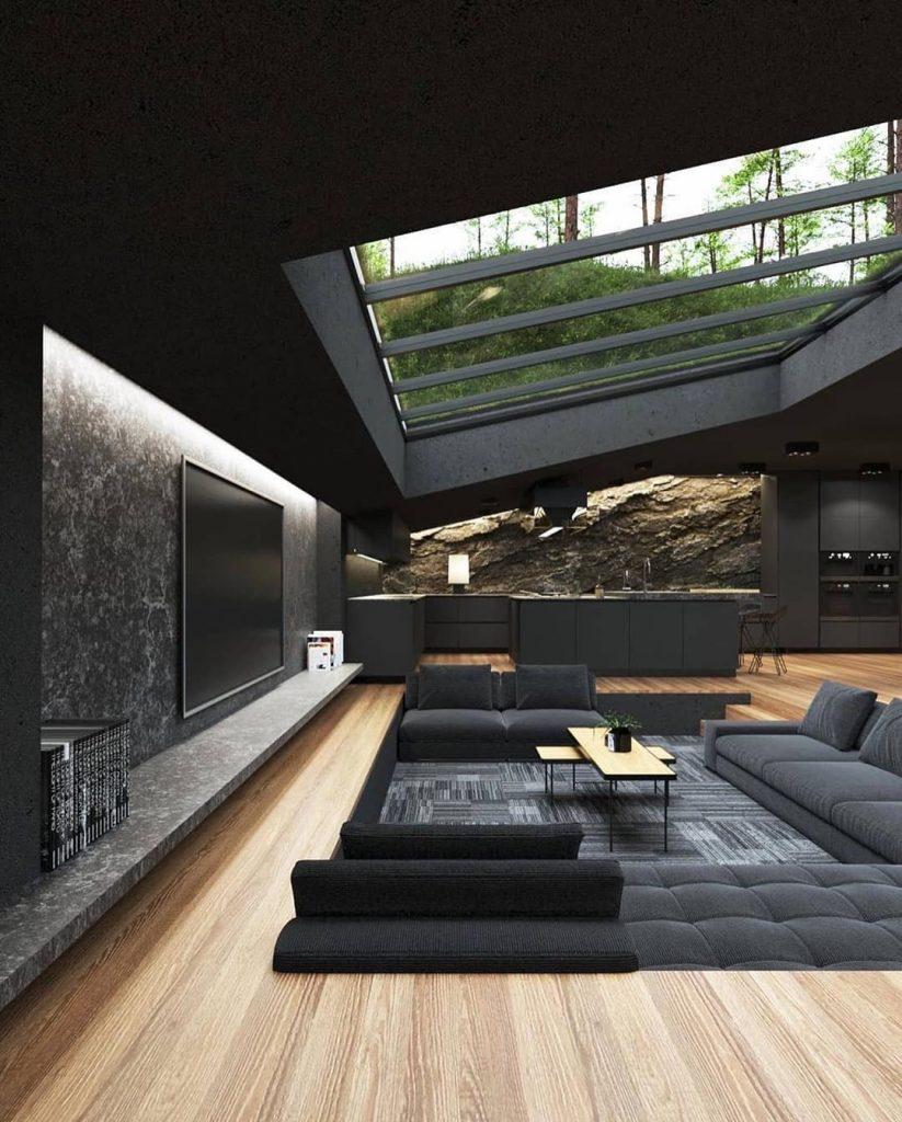 Living room - Source: Reza Mohtashami
