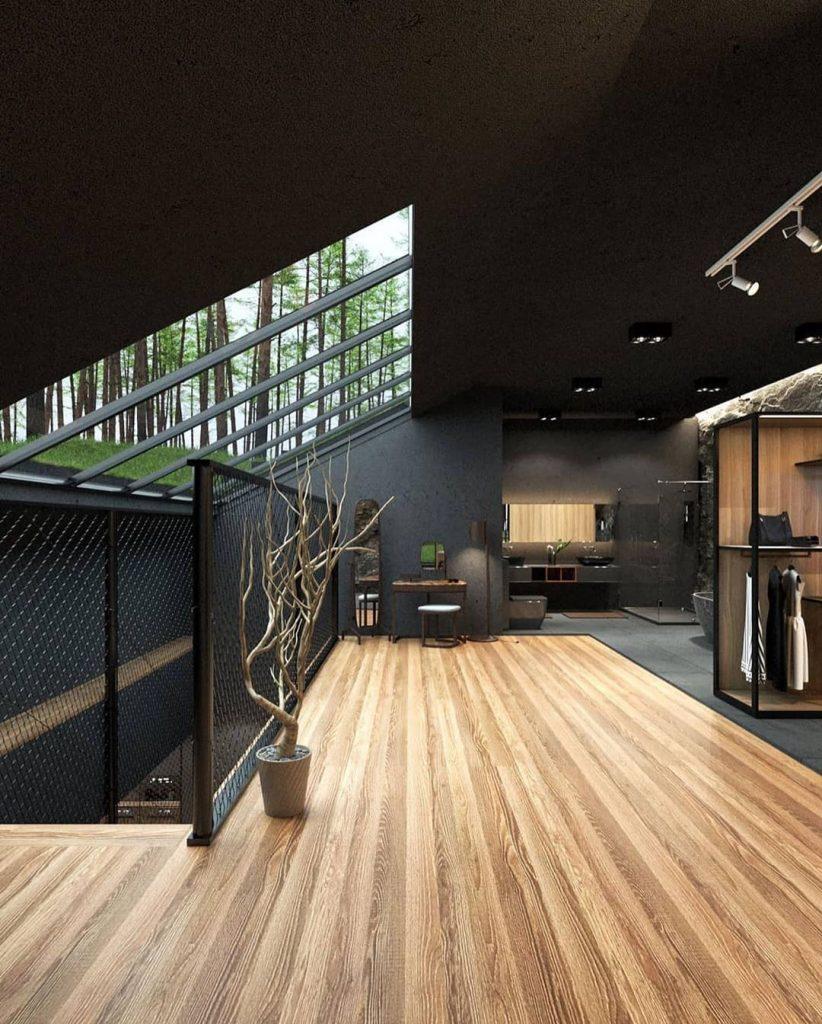 Second floor - Source: Reza Mohtashami