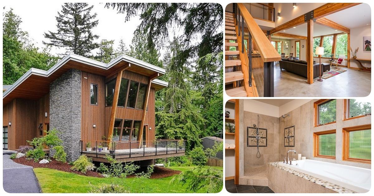 Impressive Modern Cottage